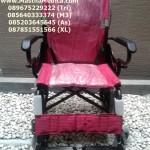 Kursi Roda Kecil Anak Anti Karat Bisa masuk Mobil Kecil