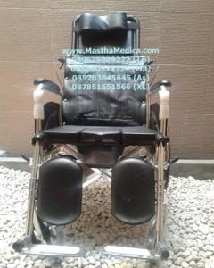 Kursi Roda Sella KY609GC-46 alumunium
