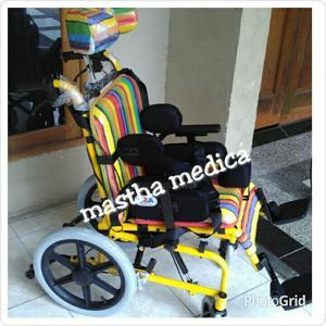 Kursi Roda anak CP Cerebral Palsy GEA FS985LBJ- 37