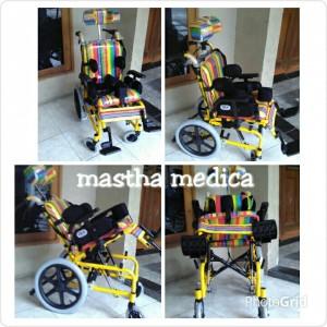 Jual Kursi Roda anak CP Cerebral Palsy GEA FS985LBJ- 37