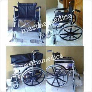 kursi roda maxima jumbo big size ukuran besar